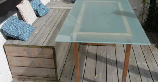 Nachhaltigkeitsblock Anmelden Gartentisch Selber Bauen Tisch