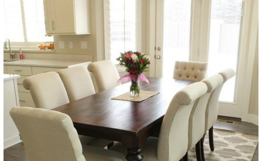 how to correctly measure for a dining room table rug and the best rugs for kids sixsistersstuff. Black Bedroom Furniture Sets. Home Design Ideas