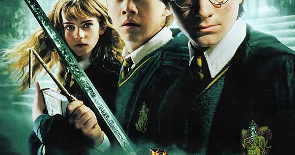 Harry potter et la chambre des secrets 2002 de chris - Harry potter la chambre des secrets ...