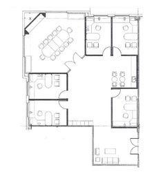 4 Small Offices Floor Plans Sample Floor Plan Drawings Ezblueprint Com Office Floor Plan Office Layout Plan Floor Plan Design,Vital Proteins Collagen Peptides Nutrition Label