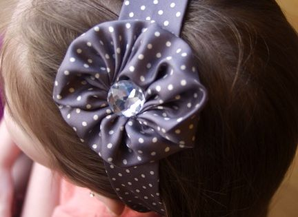 Tie Headband, head band made out of mens tie