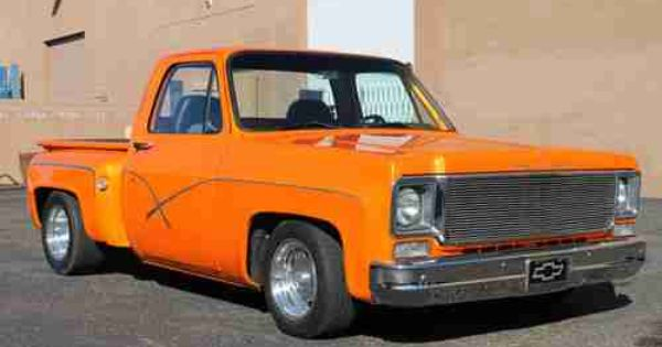 1978 Chevy C10 1978 Chevy Shortbed Stepside C10 Us 13 000 00