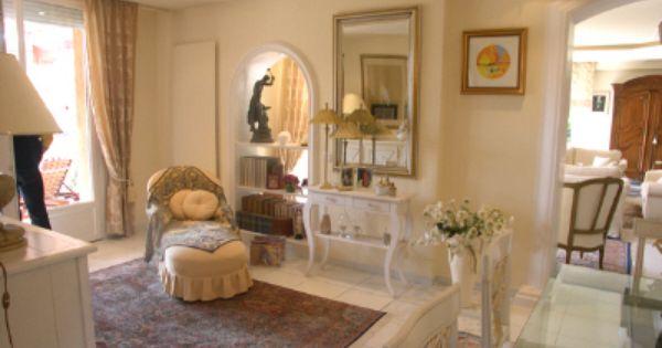 arredamento provenzale: pareti soggiorno provenzali | stile ... - Parete Soggiorno Stile Provenzale 2