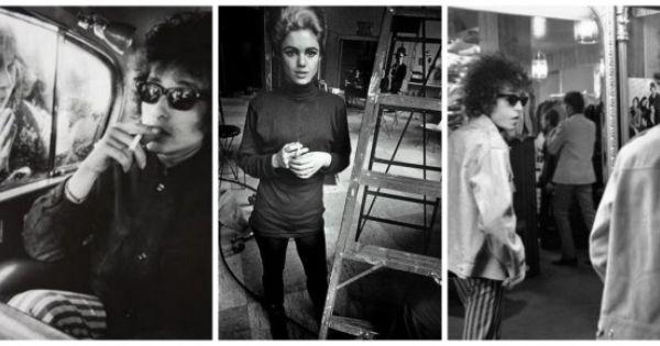 Monday Music Style Bob Dylan Edie Sedgwick Asos Bob Dylan