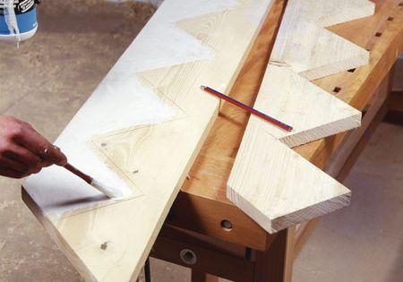 comment fabriquer un escalier d ext rieur en bois escaliers en bois et ext rieur. Black Bedroom Furniture Sets. Home Design Ideas