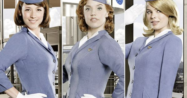 From Pillbox Hat To Bullet Bra The Anatomy Of A Pan Am Stewardess