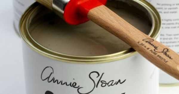 Annie Sloan Chalk Paint™ my new obsession! Most wonderful stuff in the