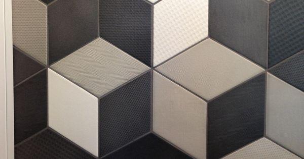Mutina w f c pinterest vloeren badkamers en tegels - Imitatie cement tegels ...