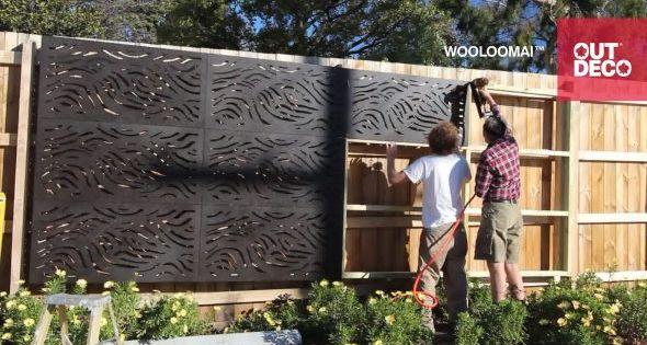 Blog Perth Garden Screens Outdeco Screens Garden Wall
