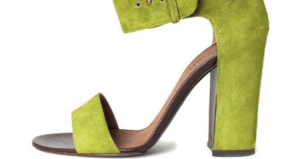 Michel Vivien Summer 2011 Shoes. As seen in Elle France on Marion Cotillard