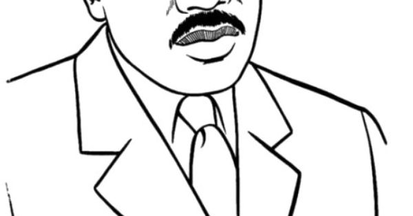 coloring pages of martn luther - photo#15