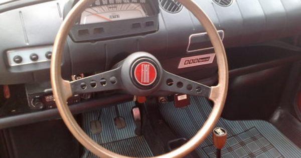 Fiat 850 Fiat 500 Automobile Steyr