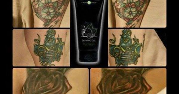 Perfect stocking stuffer revive your tattoos tighten up for Tattoos on old saggy skin