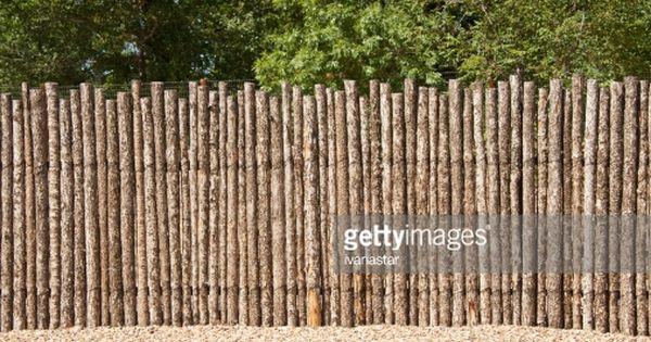 Coyote Fencing Is A Very Popular Fence In New Mexico Especially In Garden Gates And Fencing Outdoor Stone Fence