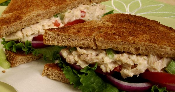 Turkey wraps, Tuna melts and Tuna on Pinterest