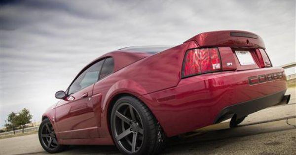 Mustang Rovos Durban Wheel 18x10 5 Satin Gunmetal 94 04
