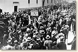 The Wall Street Crash 1929 According To One Observer Traders