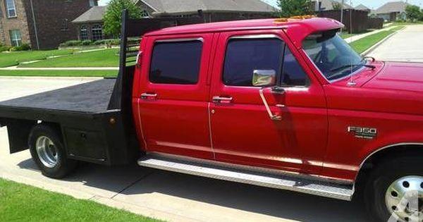 1996 Ford F250 Xlt 7 3l Diesel 4x4 Manual Regular Cab Only 19k Mi 285 75 16 All Terrain Tires Classic Trucks Trucks Ford Pickup