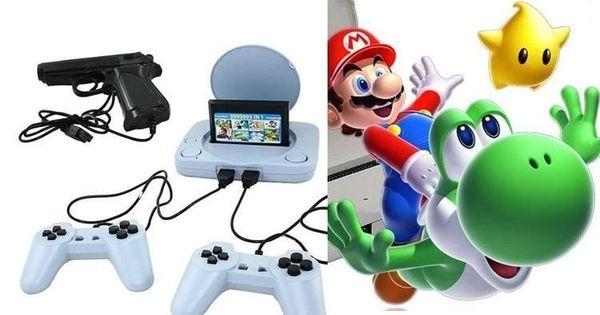 Spielkonsolen Pegazus Pegasus Mario Contra Mario Ebay Mario Characters
