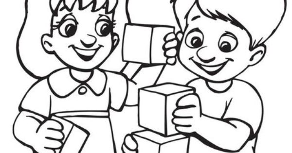 Coloring Page (you Can Change The Text On The Top