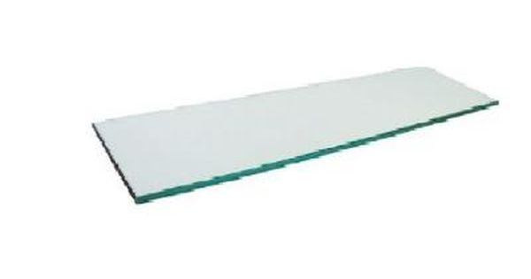 12 In X 36 In X 125 In Clear Glass 91236 The Home Depot Clear Glass Glass Installation Glass Fit