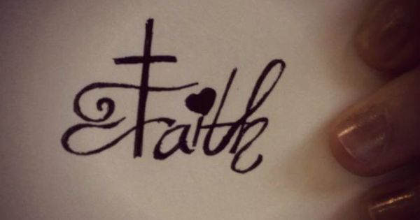 Faith Design. #tattoos...