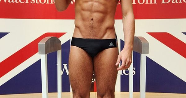 Tom Daley. British Diver.