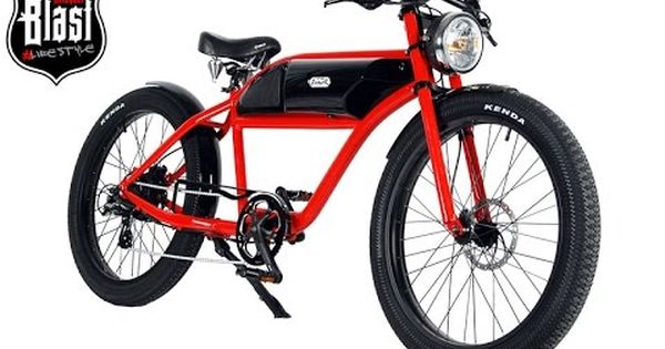 The Michael Blast Greaser Vintage Inspired Electric Bike By Lovett Industries Youtube Electric Bike Ebike Bike