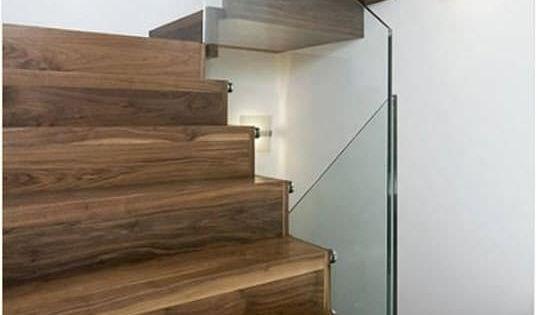 Halbgewendelte treppe geschlossen fur innenbereich - Rattanmobel fur innenbereich ...