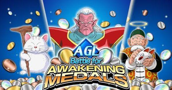 Dbz Dokkan Battle Easy Farming Agl Awakening Medals Battle Dbz Agl