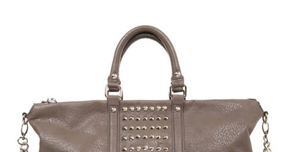 Torrid Steve Madden - Grey Brocket Tote, $108.00