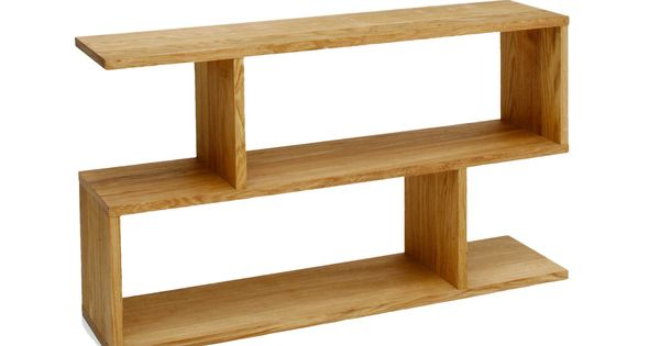 Low Shelving Unit Content By Conran Balance Living Room Storage Bookcases Furniture