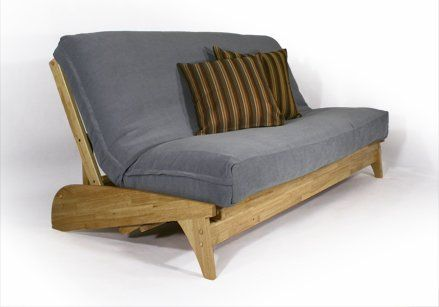 Temple Slug Futons Dillon Wall Hugger Natural Queen You Can Find Out More Details At The Link Of The Image Murphy Bed Ikea Murphy Bed Futon