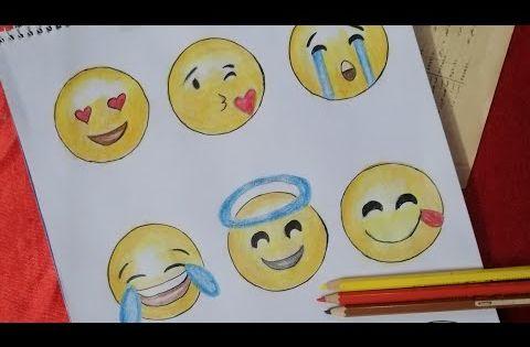 رسم فيسات كيوت سهله L رسم فيسات الواتس اب Youtube My Drawings Drawings