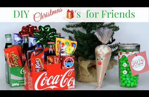 Easy and cheap diy christmas gifts for friends for Best cheap christmas gifts for friends