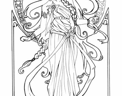 - Alphonse Mucha Coloring Pages - Bing Images Art At Repinned.net