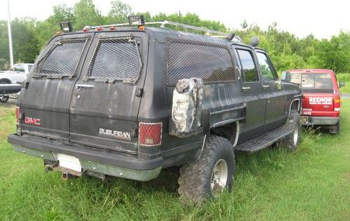 Chevy Tahoe 3 Inch Lift off road suburbans | 1989 gmc off road suburban riot ...