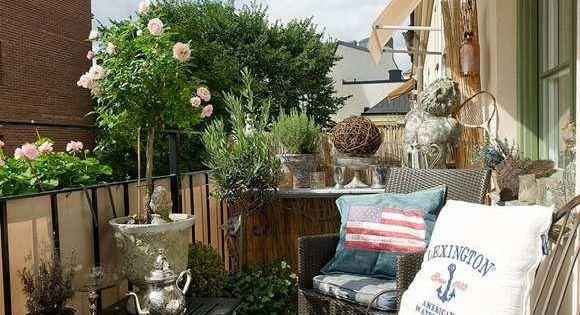 Toile intimité pour le balcon, palissades, plantes et auvents ...