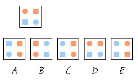 Pin On Pattern Recognition Test
