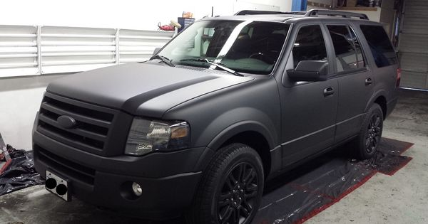 ford expedition matte black wheels pinterest ford. Black Bedroom Furniture Sets. Home Design Ideas