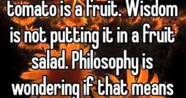 Ketchup, Common Sense