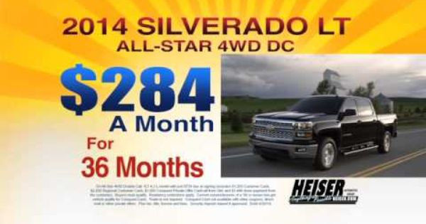 Pin On Heiser Chevrolet Cadillac