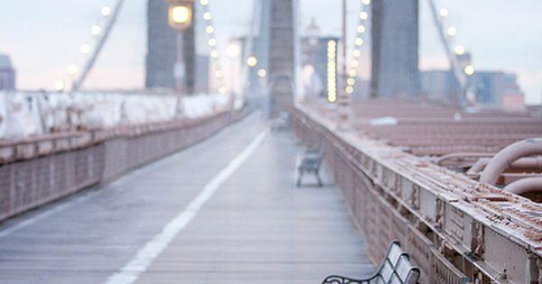 Brooklyn Bridge, New York City travel trip places