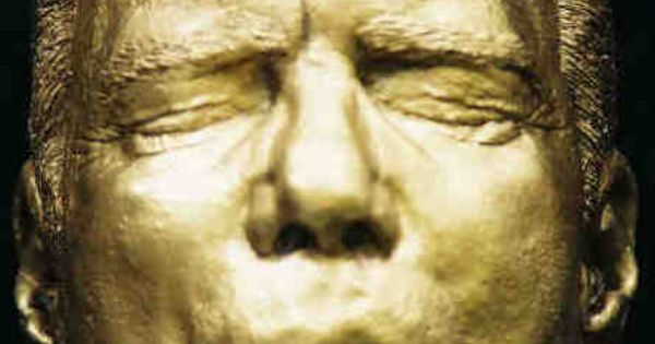 William Shatner Life Mask | Death Masks | Pinterest ...
