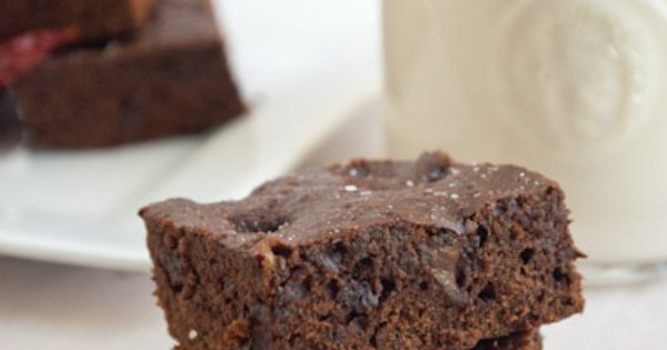 Ancho Chili Chocolate Brownies | Brownies & Bars | Pinterest ...
