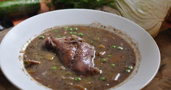 Rabbit stew, Fennel and Stew on Pinterest