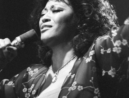 Marlena Shaw Born Sept 22 1942 In New York Usa Jazz Blues