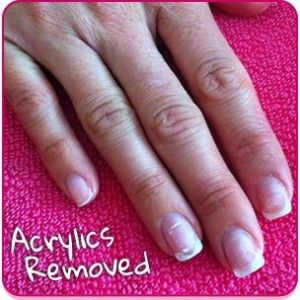 Acrylic Nails Are The Most Chosen Ones Among Several Other Artificial Nails Available For Women Es Take Off Acrylic Nails Artificial Nails Nails After Acrylics