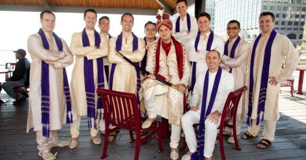 gallery indian wedding groomsmen