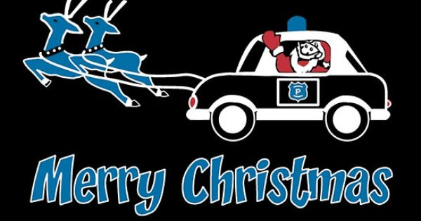 Police Merry Christmas For Amazon Resized | Police Officer ...